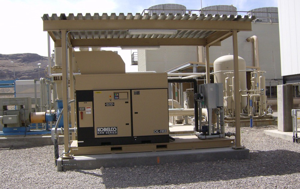 Desert Skid KNW Series - Power Generation Industry
