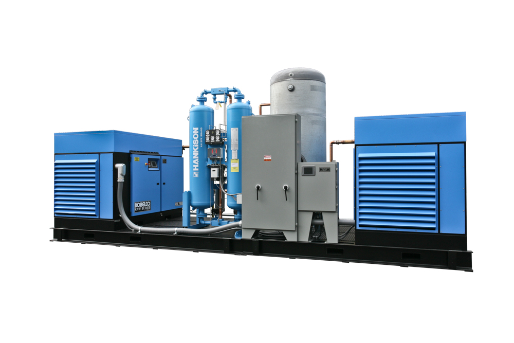 Power Generation Common skid