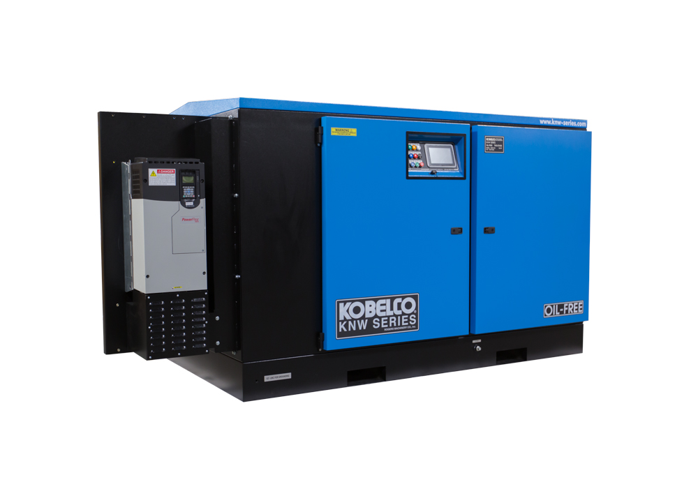 Kobelco KNW Series with VFD