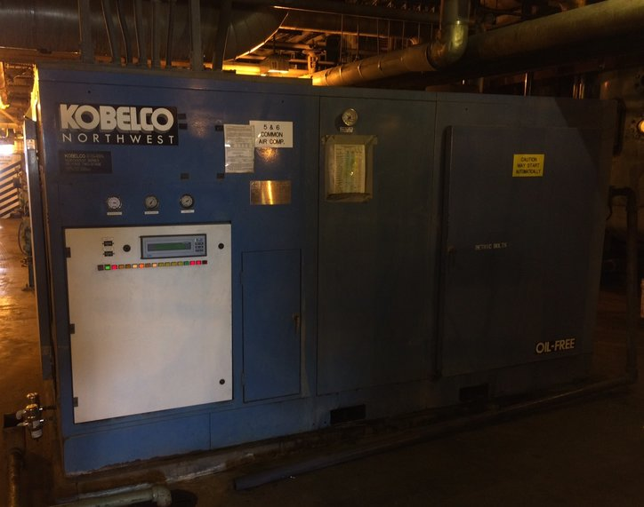 1993 Kobelco KNW - Power Generation