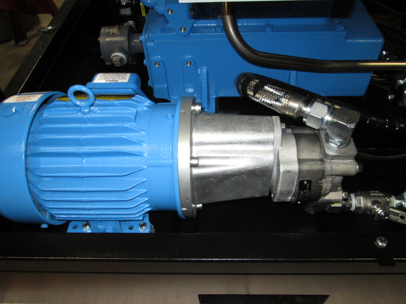 Independent Motor Driven Oil Pump