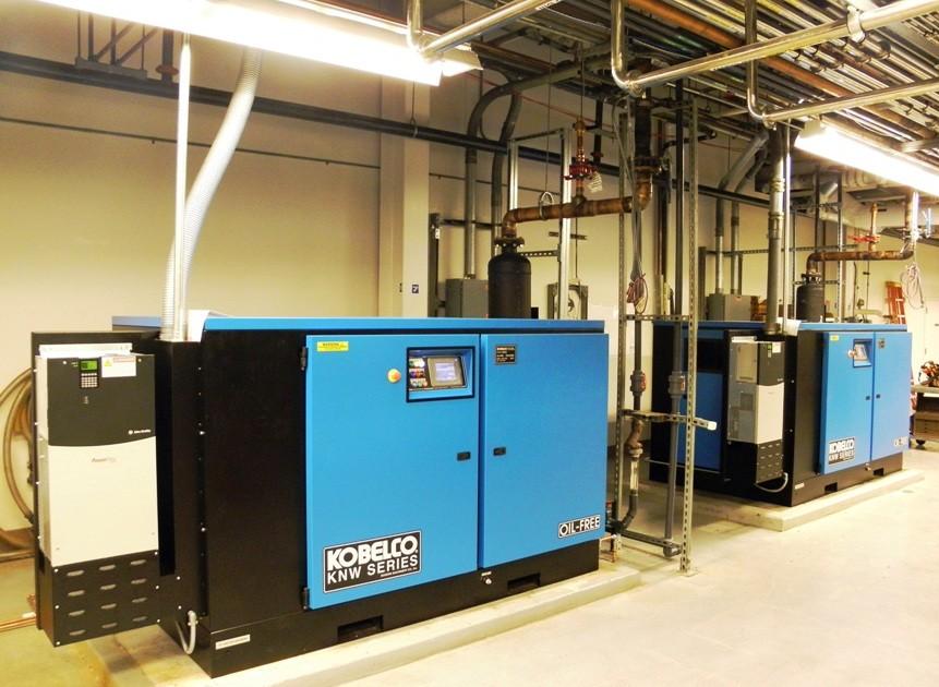 Electronics Industry - indoor - VFD
